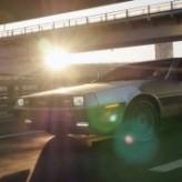 Тест-драйв футуристичного DeLorean DMC-12 (видео)