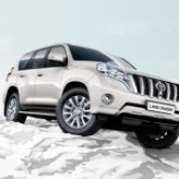 Обзор Toyota Land Cruiser Prado 2015